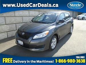 2011 Toyota Matrix Alloys Fully Equipped Auto Air