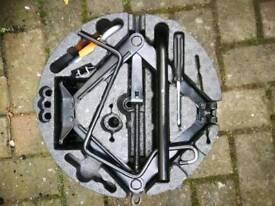 Vauxhall Vectra, Corsa, Astra, Signum Spare Wheel Kit