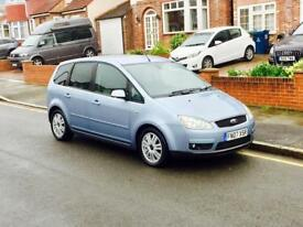 Ford Focus C-MAX 2.0 Diesel, Long Mot, Full Service History, Only 1 Former Keeper, Cheap 4 Insurance