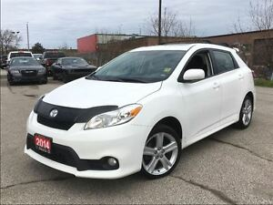 2014 Toyota Matrix S**SUNROOF**POWER WINDOWS AND LOCKS**