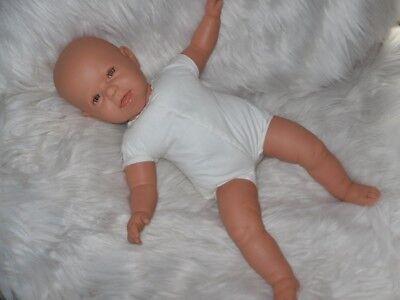 Happy Baby Antonio Juan Babypuppe Lilian 50 cm Kinderpuppe Baby Spielpuppen