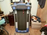 York fitness running machine