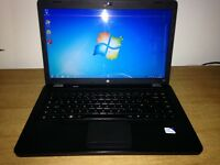 "HP Laptop 15.6"" Pentium Dual Core Processor T4500 @ 2.30GHz"
