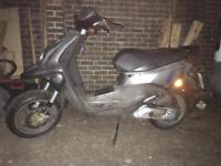 Peugeot Trekker 50cc moped