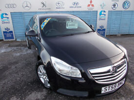 STUNNING DIESEL INSIGNIA ,DRIVES A1 FREE MOT'S ,TIMING BELT DONE,FULL SERVICE ,WARRANTY, FINANCE ME