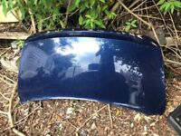 Jaguar x-type boot lid - JHM
