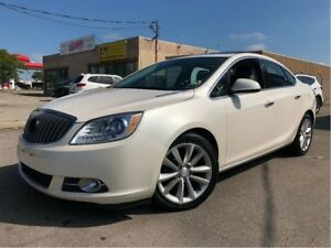 2014 Buick Verano MOONROOF LEATHER & CLOTH BACK UP CAMERA