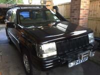 Jeep grand cherokee 4.0 automatic lpg