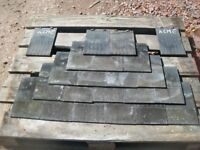 RECLAIMED ROOFING TILES SLATES Staffordshire Blue