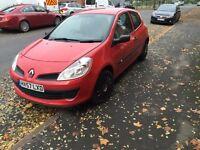 Renault Clio - 3 door - £799 ONO