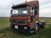 Volvo FL6 Tractor Unit 2x4.