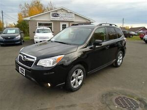 2014 Subaru Forester 2.5i Limited AWD Leather Sunroof
