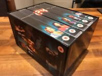 24 - SESSION 2 VHS COLLECTION BY KIEFER SUTHERLAND