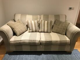 2 sofas from Barker and Stonehouse