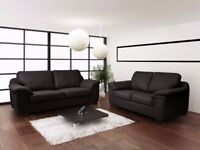 *HOME IS HEART XMAS SALE****AMY SOFA COLLECTION***AVAILABLE IN FABRIC OR LEATHER IN VARIOUS COLOURS