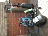 Clarke 120E mig welding set