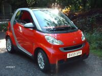 AUTOMATIC SMART PASSION DIESEL,59 PLATE