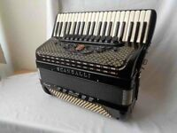 Accordion: Scandalli Super VI (m series)