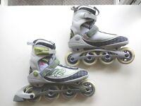 K2 Skate Women's Andra Inline Skates size UK6 Like new