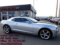 2010 Chevrolet Camaro 2LT/ RS Leather Automatic Sunroof, Certifi