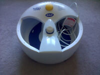Pedispa Centre by Scholl. Very Good Condition. Several Functions.