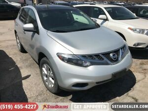 2012 Nissan Murano SL | NAV | LEATHER | ROOF | CAM