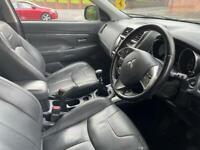 Mitsubishi ASX 2013 with Reverse Camera and Satnav.. Leather