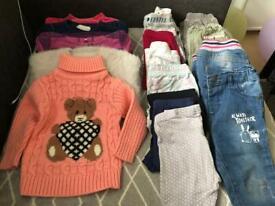 Huge 1-2 years little girl bundle