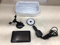 Garmin Nuvi 1390 Sat Nav With Pouch And Accessories