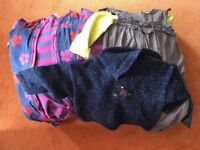 Large bag 12-18 month girls clothes