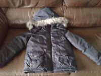 Boys bundle age 9 coats tops and boots