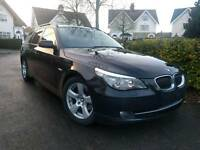 2008 BMW 525d SE Touring Auto LCI FSH + More