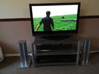"Panasonic 40"" Colour TV and Accesories for sale"