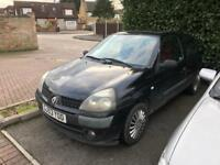 Renault Clio 1.2 16v 61 k miles **P/X WELCOME**