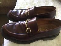 Men's vintage Gucci shoes