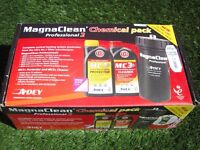 Magna clean with chemical pack brand new