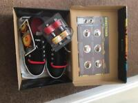 Brand New Heelys size 2 REDUCED