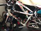 Cube Road Bike.