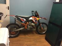 Ktm 125 sx off road