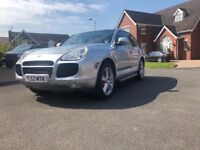 Porsche Cayenne turbo 500bhp lpg ultimate jeep may px