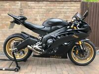 Yamaha R6 Excellent Condition Low Miles YZF600 Superbike