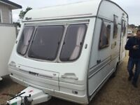 Swift rapido1995 year 5 berth very good condition