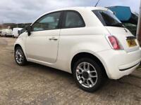 2010 FIAT 500 1.2 £30 A YEAR TAX
