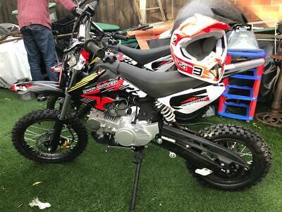 Pitbikes 125cc 2 bikes