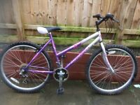 Ladies bikes for sale from £25 ready to ride