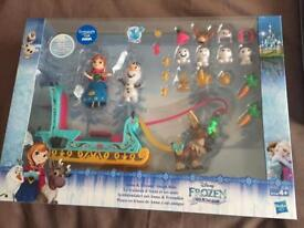 New Frozen Little Kingdom