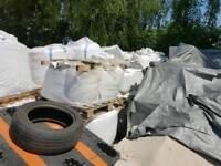 Dumpy bags kiln dried sand £10