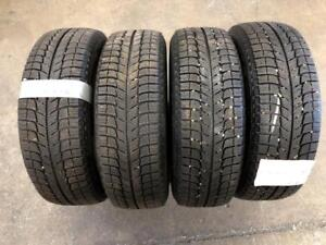 195/60R16 MICHELIN X-ICE Winter Tires (Full Set) Calgary Alberta Preview