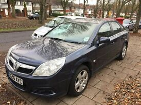 2006 Vauxhall Vectra 1.8 low miles (71.k )1 owner car £500