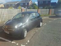 2007 nissan micra 1.2 initia only 65k miles cheap to run and insure